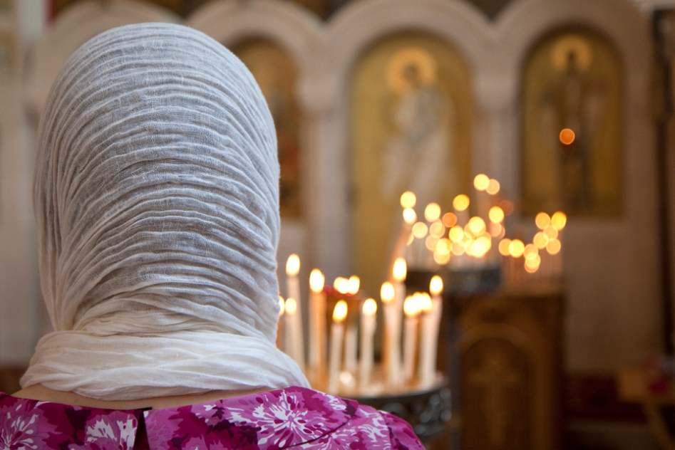 Reportage: an Orthodox Sunday for the Russian Orthodox church of Zurich