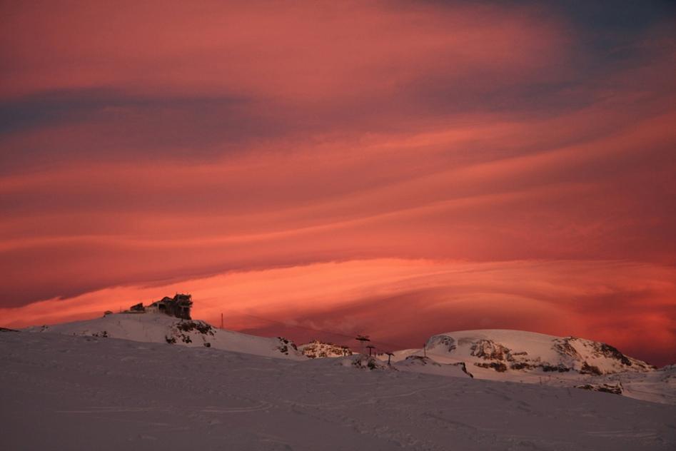 Cervinia, Italy, December 2011