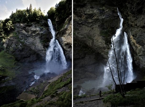 Reichenbach Falls artborghi -1c
