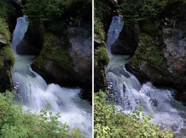 Reichenbach Falls artborghi -2