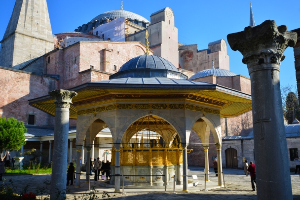 artborghi_Hagia Sophia_1
