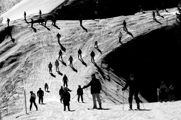 artborghi- black and white snow -11