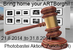 Bring yout ARTBorghi home