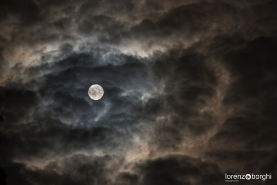 supermoon artborghi 2015 white moon