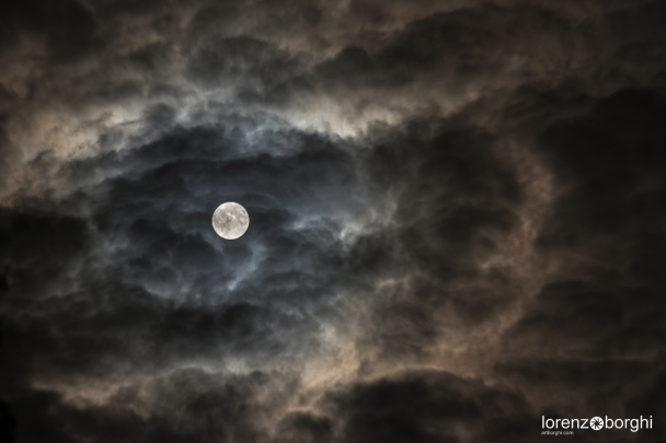 supermoon artborghi 2015 white moon