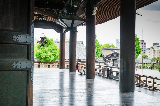 Nishi-Hongan-ji Temple, Kyoto