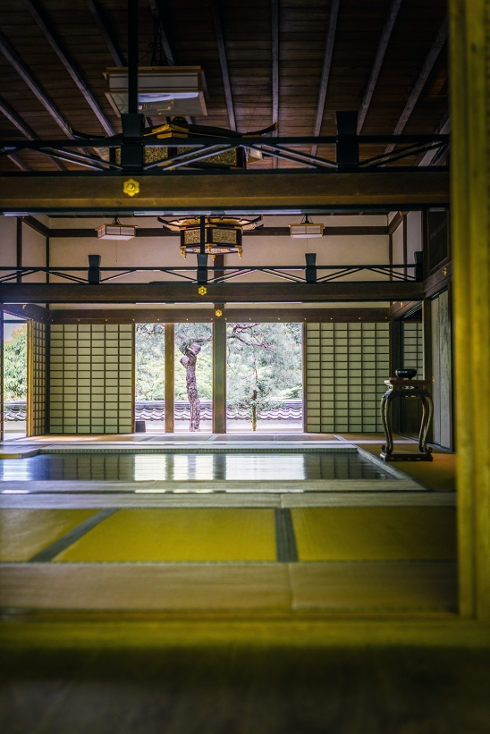 Tea room, Nanzen-ji Temple, Kyoto