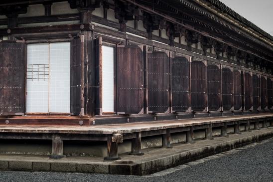 Sanjūsangen-dō, the Temple of the thousand Buddhas, Kyoto