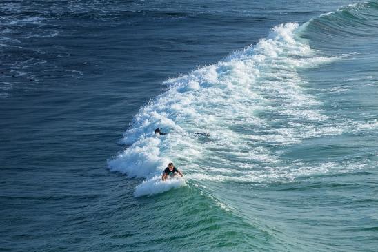 Surfers, S'Archittu di Cuglieri