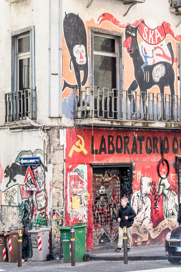 Communists alive in Naples