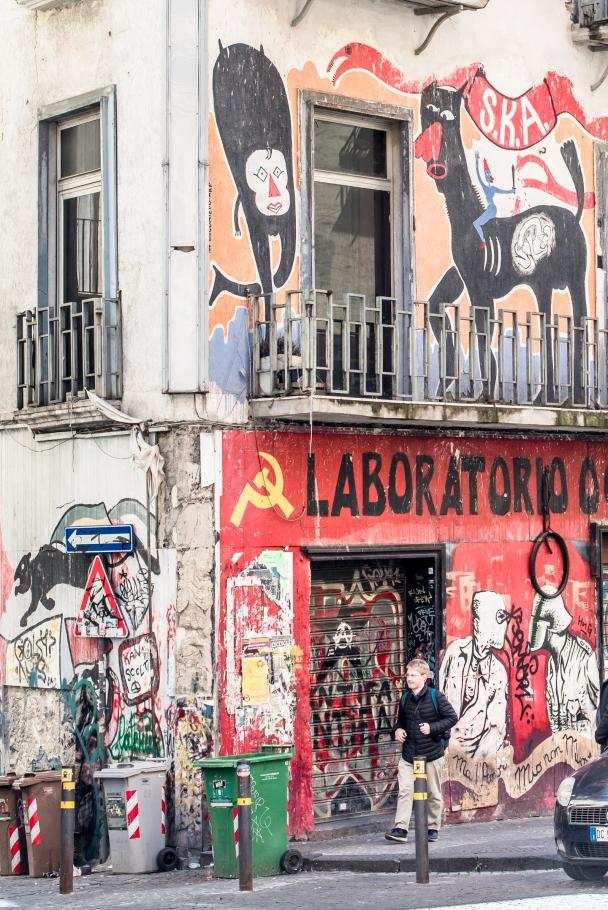 Communists alive in Naples