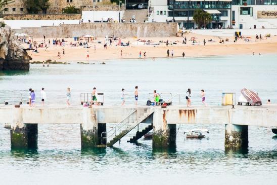 Calais beach side