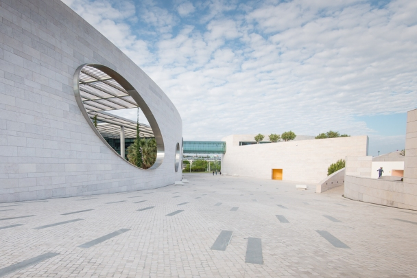 Champalimaud Centre for the Unknown , Lisboa