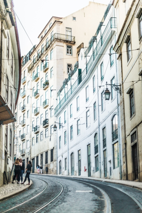 City center, Lisbon