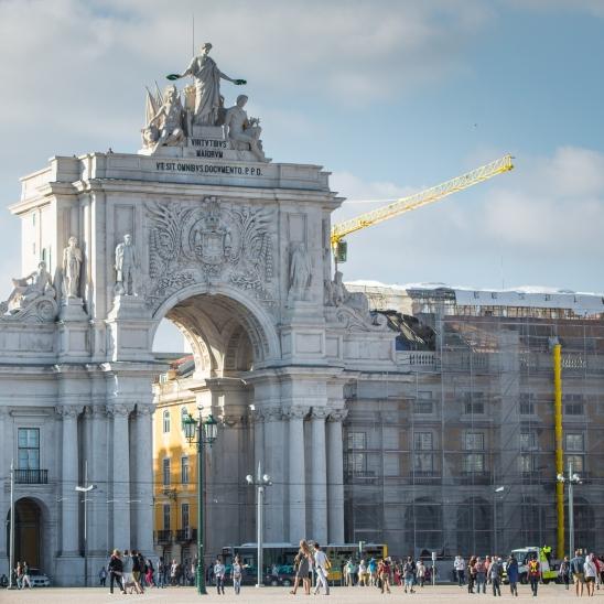 Arch of Triumph, Lisbon