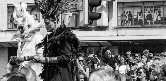 Zurich PRIDE Festival 2018 ARTBorghi
